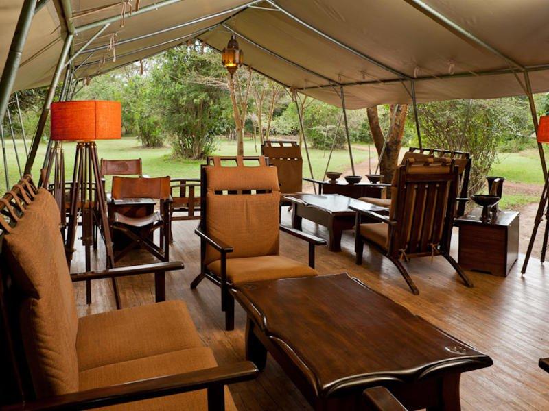 Ilkeliani Camp, Masai Mara Game Reserve, Kenya