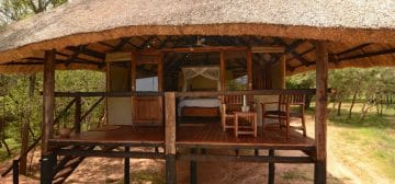 9-day Botswana and Zimbabwe Safari (Budget)