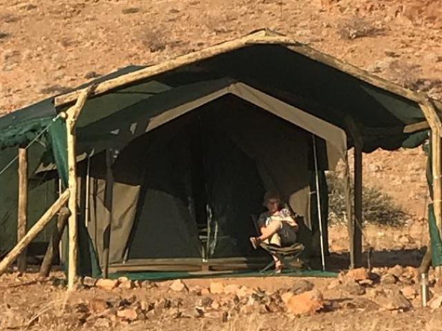 12-day Namibia Lodge and Mobile Safari