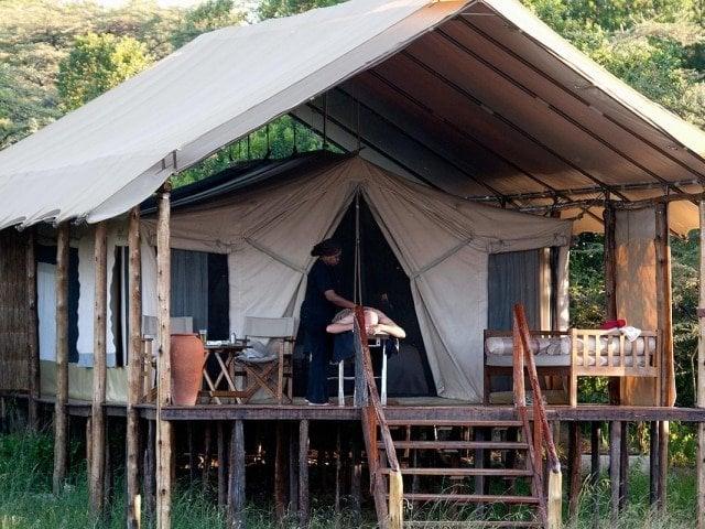 Karen Blixen Camp, Mara North Conservancy