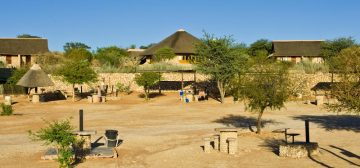 Twee Rivieren Rest Camp