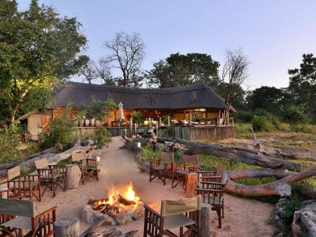 Khulu Bush Camp, Zimbabwe