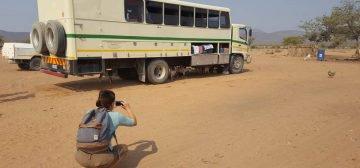 16-day Desert, Rivers and Wildlife Adventure