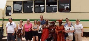 22-day Trans-Kalahari Adventure