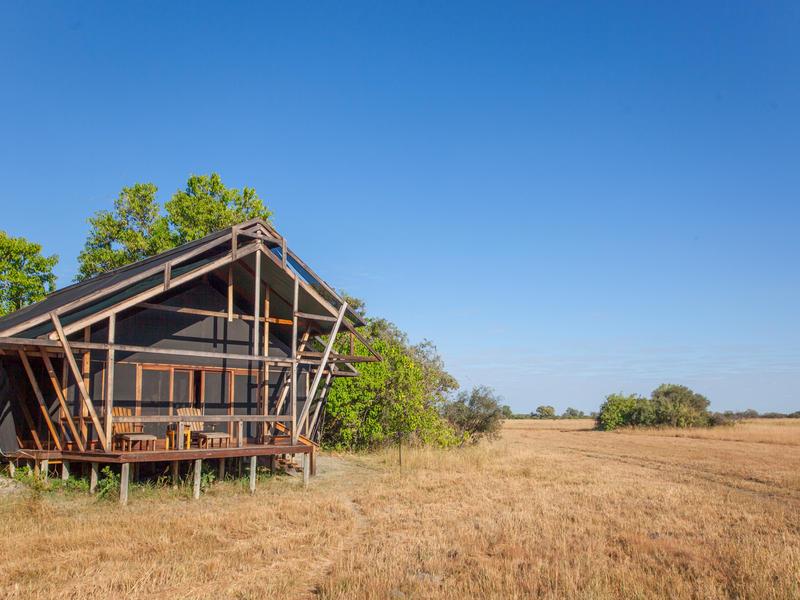 Lebala Camp, Botswana