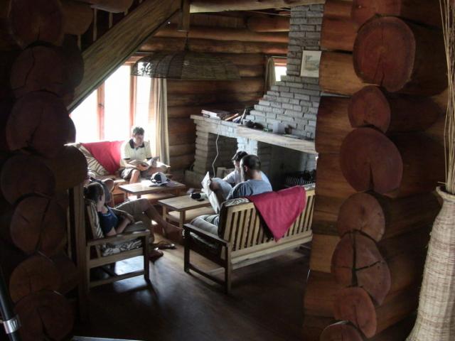 Kyaninga Lodge, Kibale, Uganda
