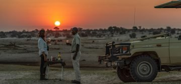 11-day Botswana Northern Parks Safari