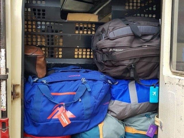 Safari Luggage