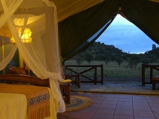 Mbuzi Mawe Camp, Serengeti National Park, Tanzania