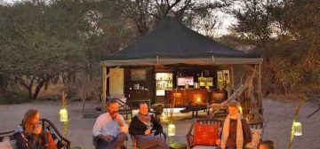 11-day Botswana Under Canvas