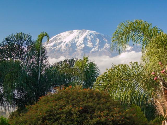 Mt Kilimanjaro, Tanzania