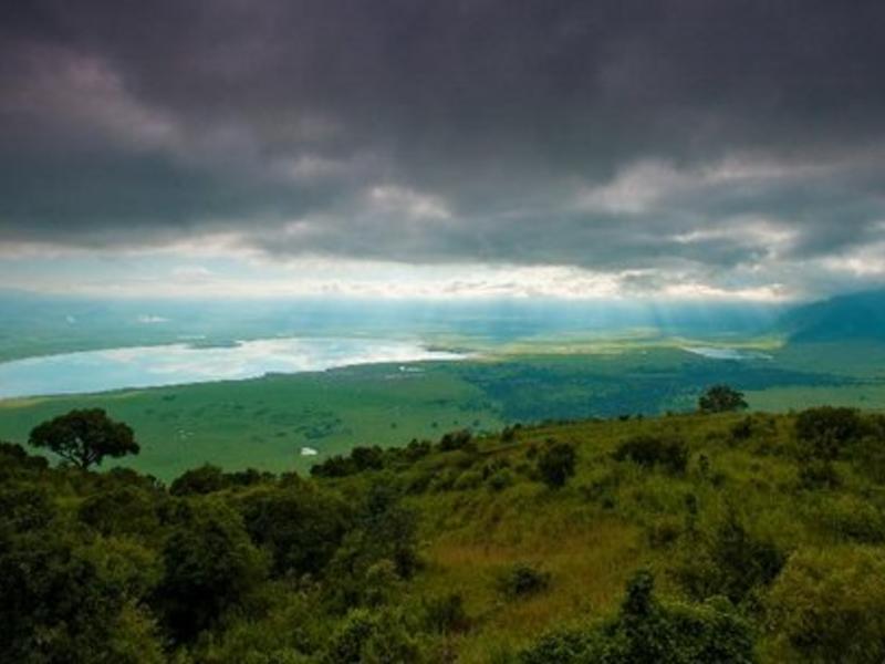 Ngorongoro Serena Lodge, Tanzania