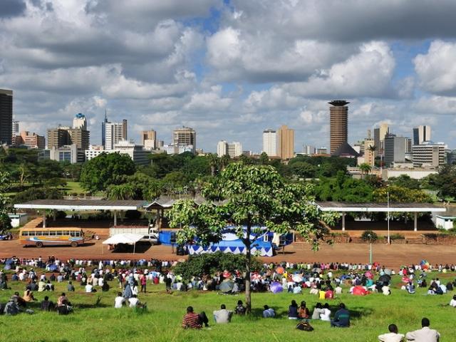 Nairobi City, Kenya