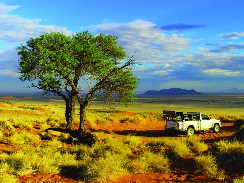 Namib Desert Lodge, Namibia
