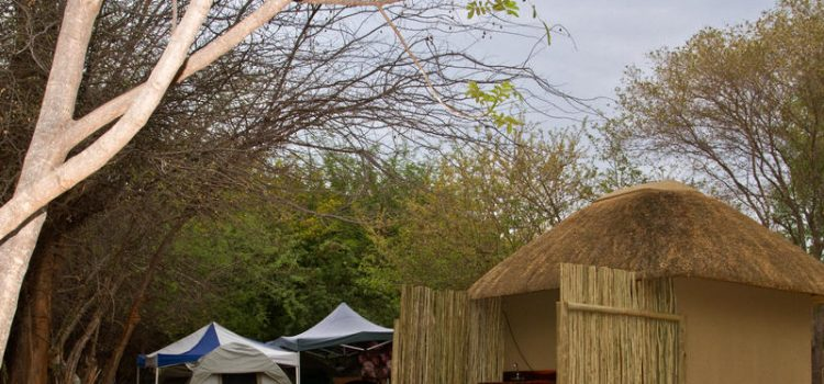 Namushasha River Lodge Campsite