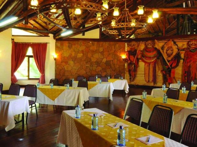 Ol Tukai Lodge, Amboseli National Park, Kenya