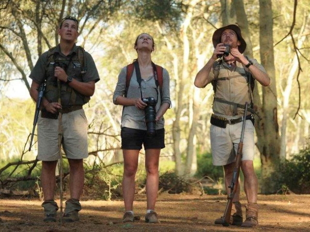 Pafuri Walking Trails, South Africa