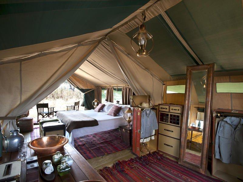 Selinda Explorers Camp, Botswana