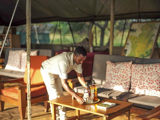 Serengeti North Wilderness Camp, Tanzania