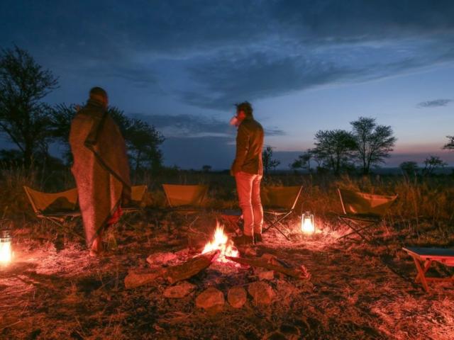 Serengeti Wilderness Camp, Tanzania