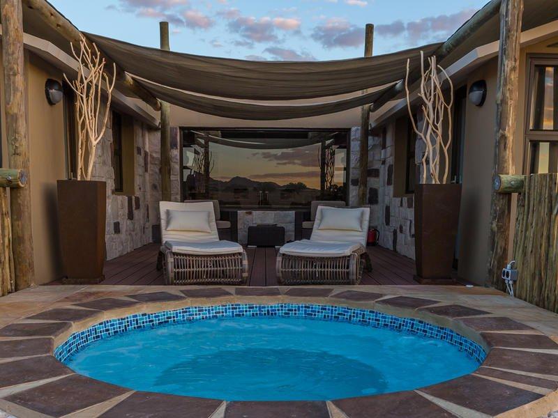Sossusvlei Lodge, Namibia