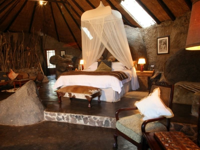Amalinda Lodge, Zimbabwe