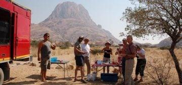 15-day Namibia and Zambezi River