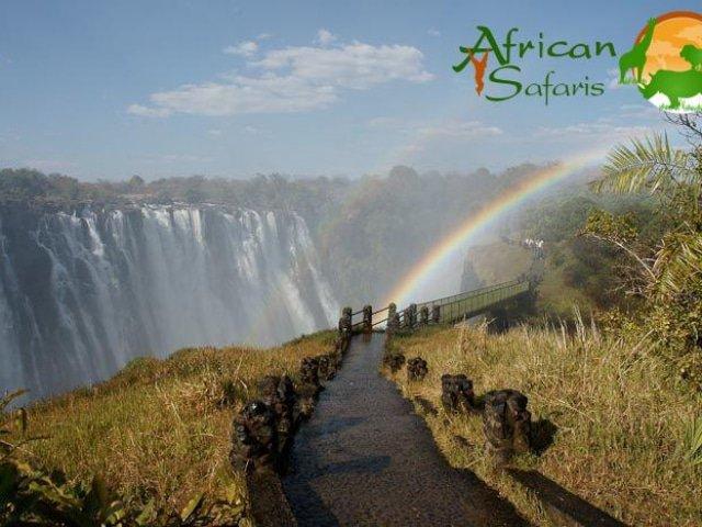 SSNZ 15-day Namibia and Zambezi (Camping)