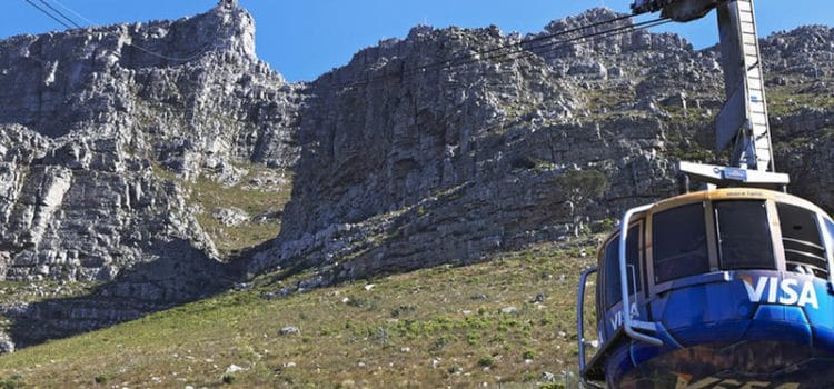 Table Mountain Cableway 2019 Closure Dates