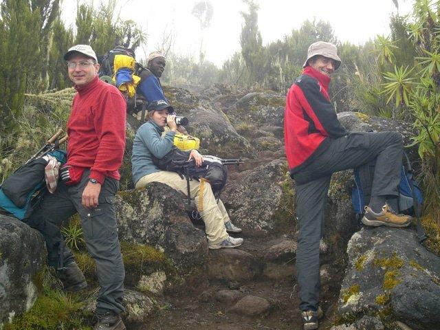 9-day Kilimanjaro - Lemosho Route (Camping)