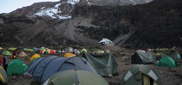 10-day Kilimanjaro – Lemosho Route