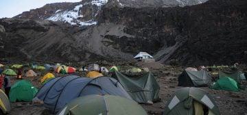 10-day Kilimanjaro – Lemosho Route