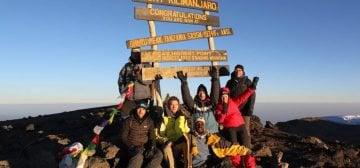 8-day Kilimanjaro – Machame Route