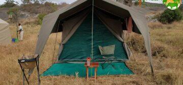 Explorer-style Mobile Tenting – Tanzania