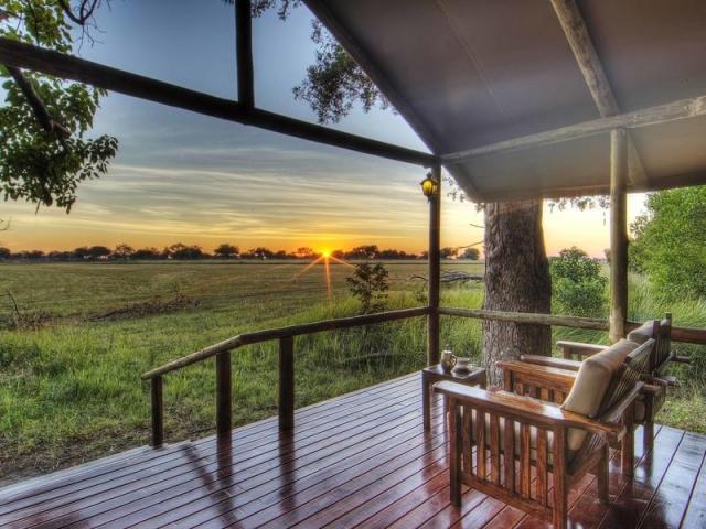 Shinde Camp, Botswana