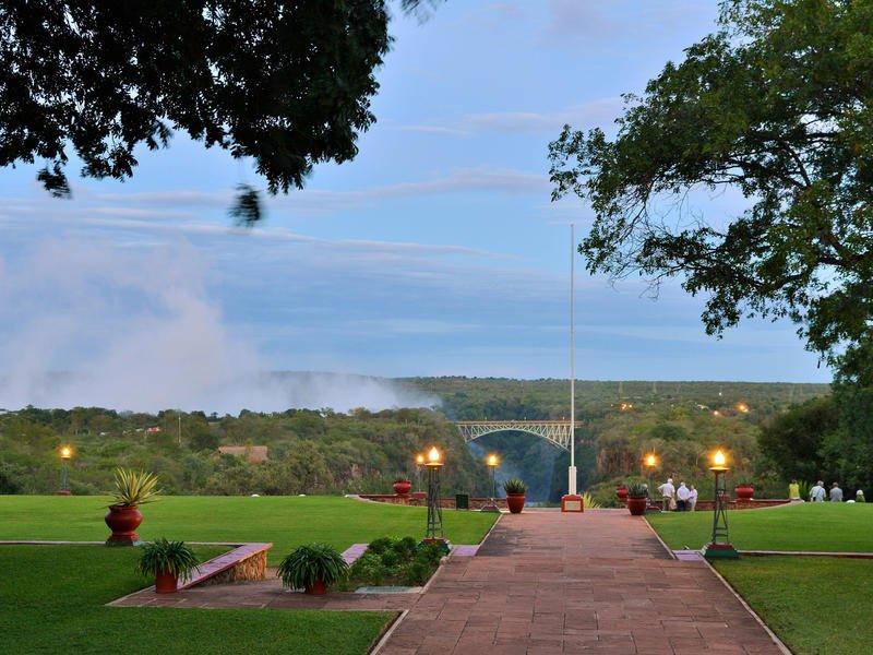 Victoria Falls Hotel, Zimbabwe