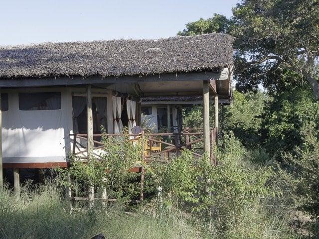 Tipilikwani Tented Camp