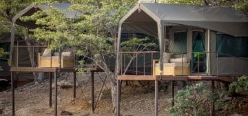 10-day Namibia Under Canvas