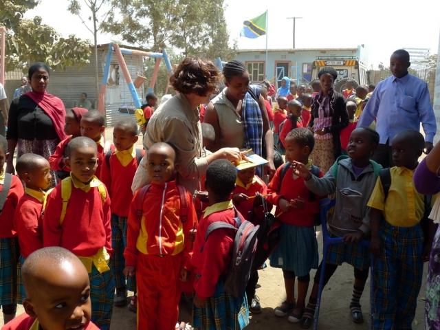 Upendo Friends School, Arusha, Tanzania