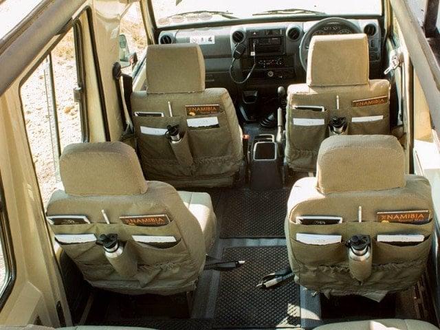 Namibia Safari Vehicle