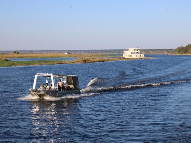 Chobe Princess Houseboat, Namibia