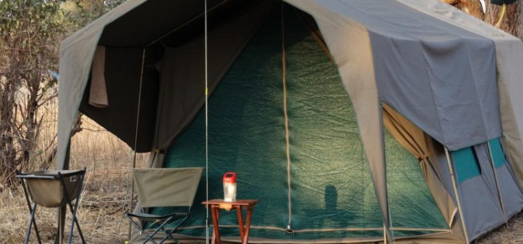 Fully Serviced Mobile Tenting – Tarangire