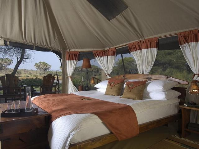 Elephant Bedroom Camp, Samburu National Reserve, Kenya