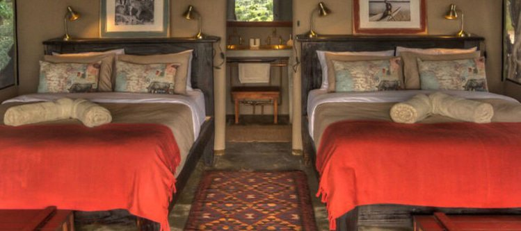 Lodges and Tented Camps