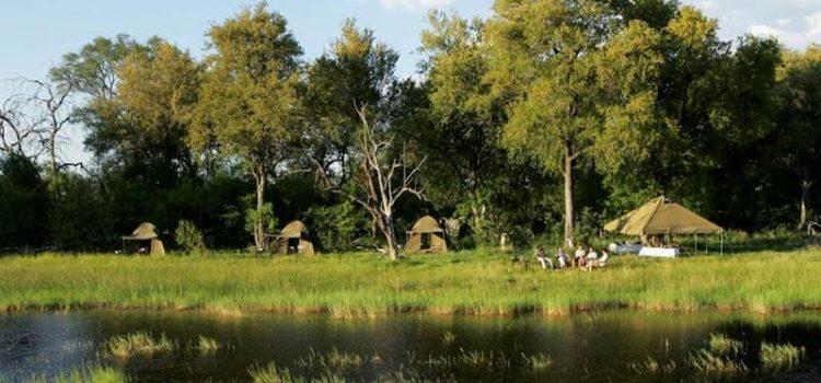Fully Serviced Camping – Xakanaxa