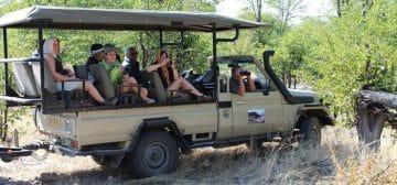 12-day Delta & Wildlife Adventure