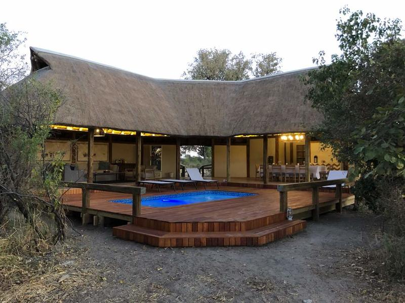 Splash Camp, Botswana