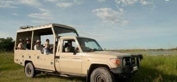 10-day Botswana Classic Safari