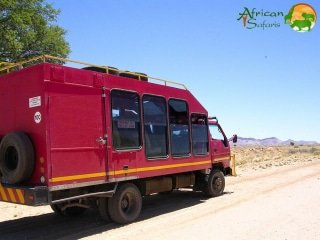 SSNZ 14-day Botswana Wildside (Camping)