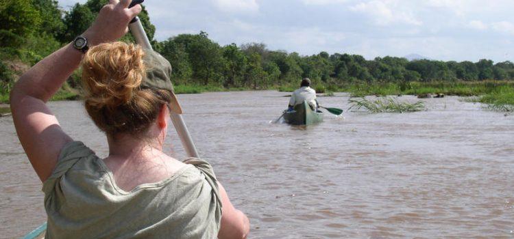 Lower Zambezi Canoeing